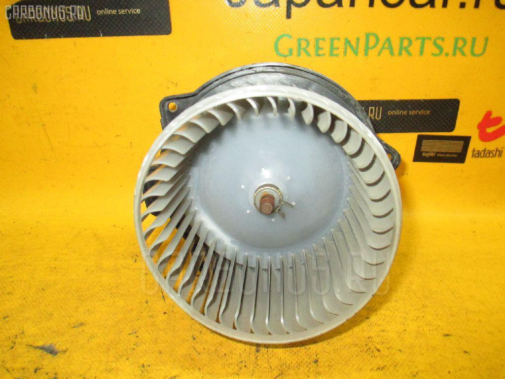 Мотор печки TOYOTA DUET M100A. Фото 8