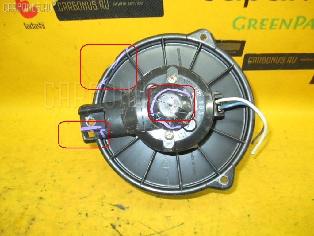 Мотор печки MAZDA MPV LW3W. Фото 11