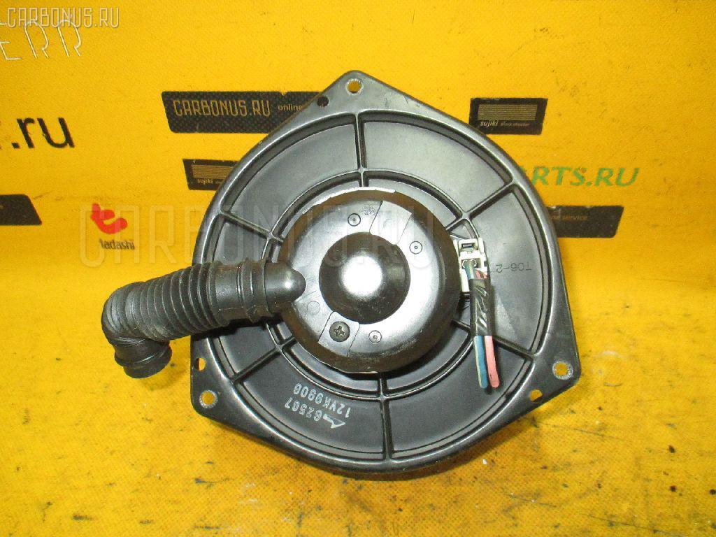 Мотор печки NISSAN PRIMERA CAMINO WAGON WHP11. Фото 8