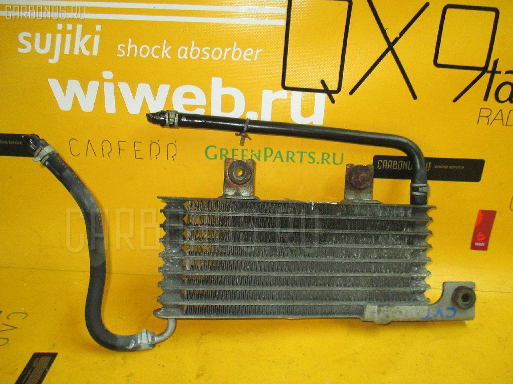 Радиатор АКПП NISSAN WINGROAD WRY11 QR20DE. Фото 5