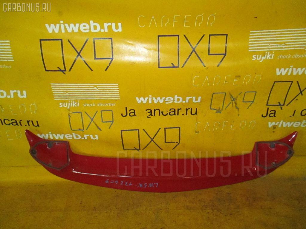 Спойлер MAZDA MPV LW5W. Фото 2