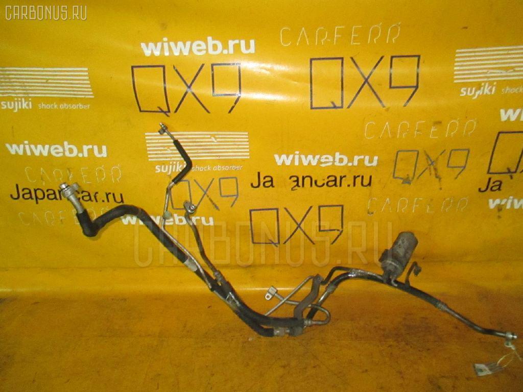 Шланг кондиционера NISSAN AVENIR W11 QG18DE. Фото 2