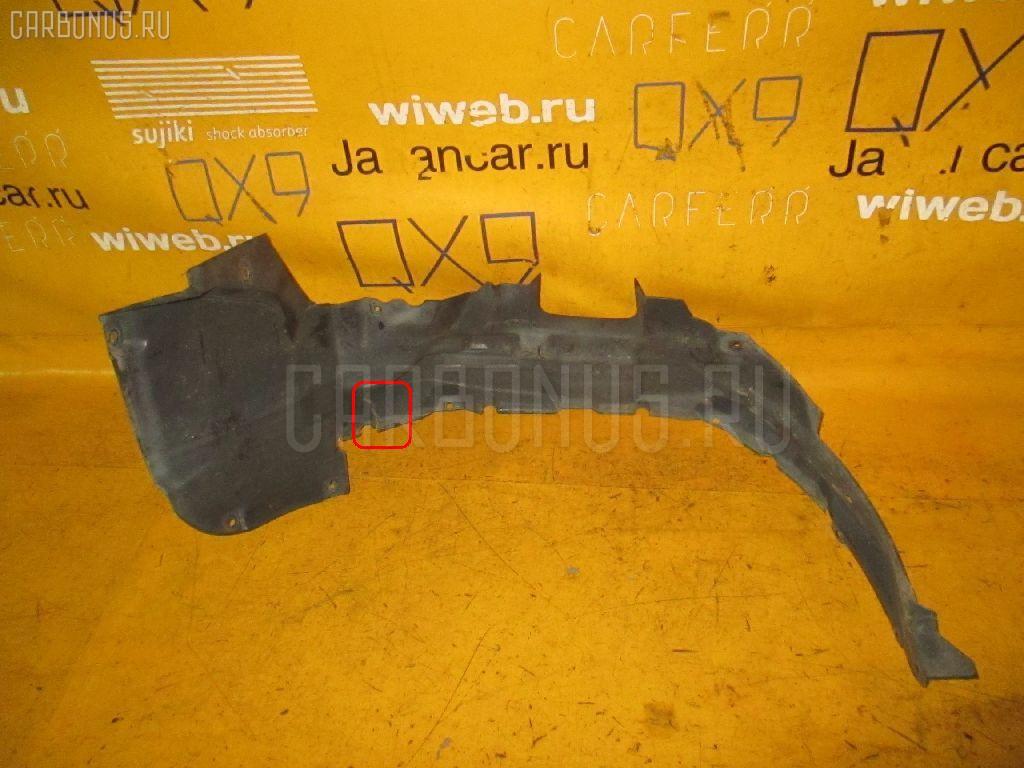 Подкрылок MITSUBISHI PAJERO JUNIOR H57A 4A31. Фото 8
