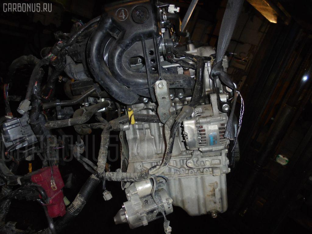 Двигатель NISSAN MOCO MG22S K6A. Фото 6