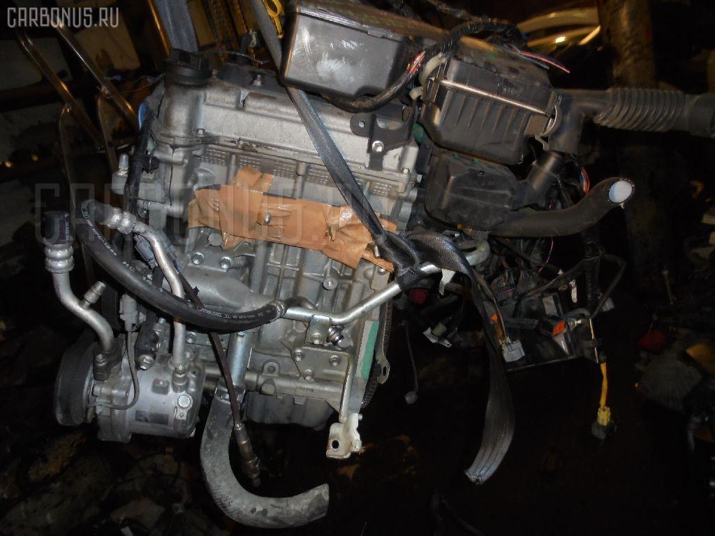 Двигатель NISSAN MOCO MG22S K6A. Фото 7