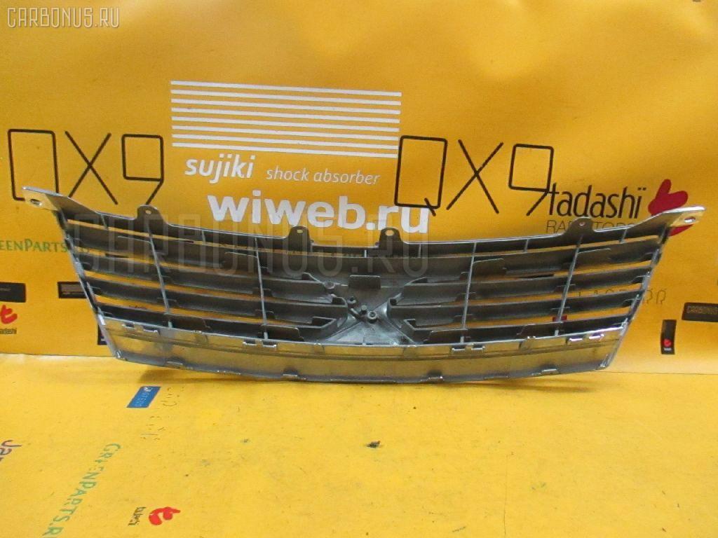 Решетка радиатора TOYOTA MARK X GRX120. Фото 10