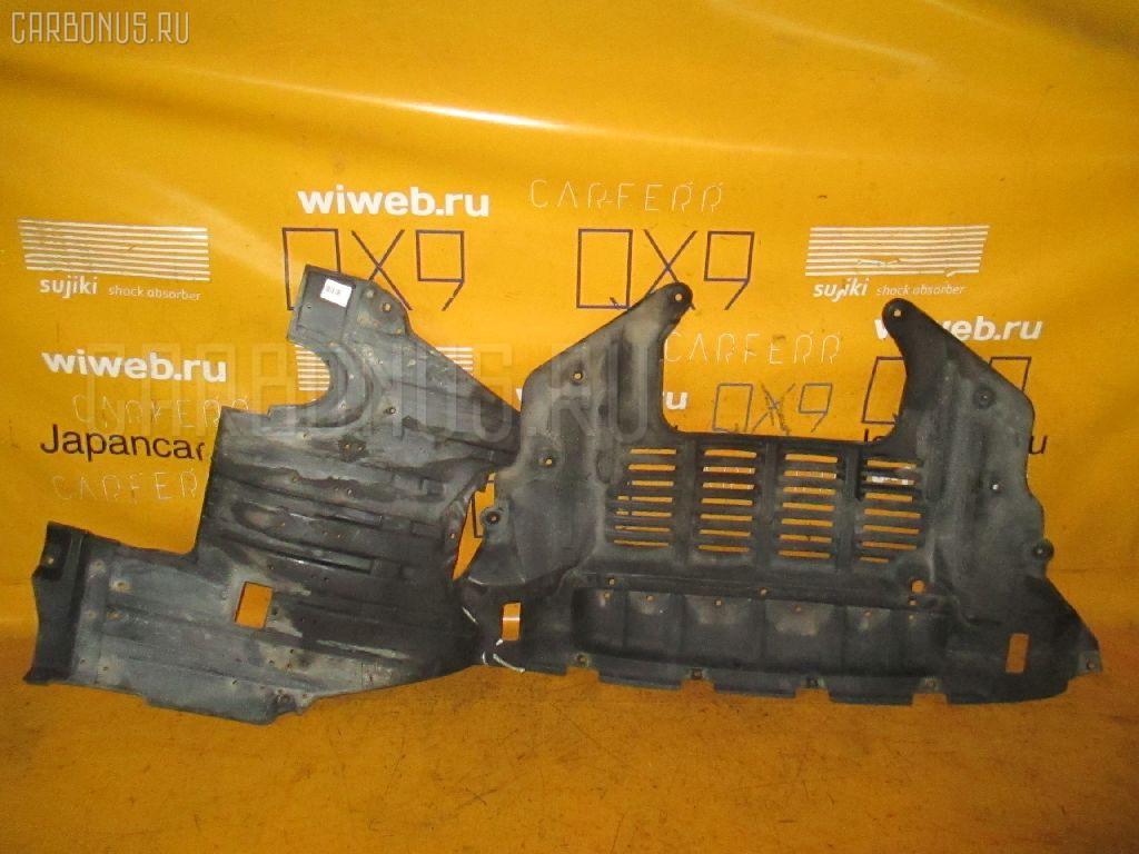 Защита двигателя TOYOTA PROGRES JCG10 1JZ-GE. Фото 9