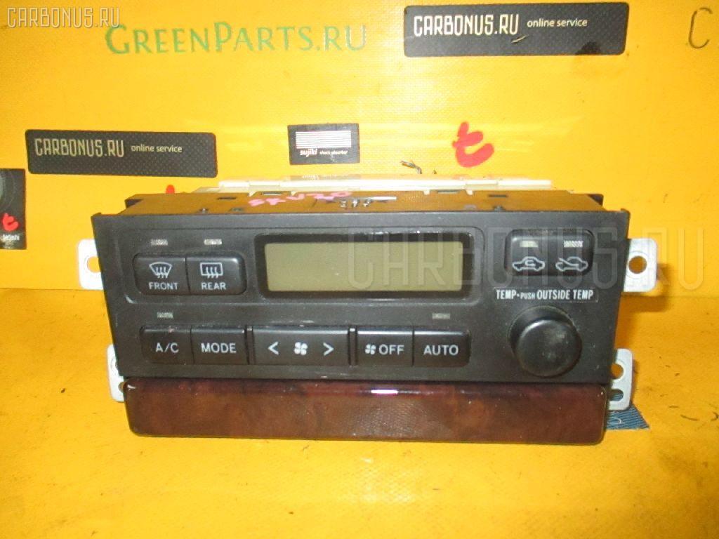 Блок управления климатконтроля TOYOTA CAMRY GRACIA SXV20 5S-FE. Фото 11