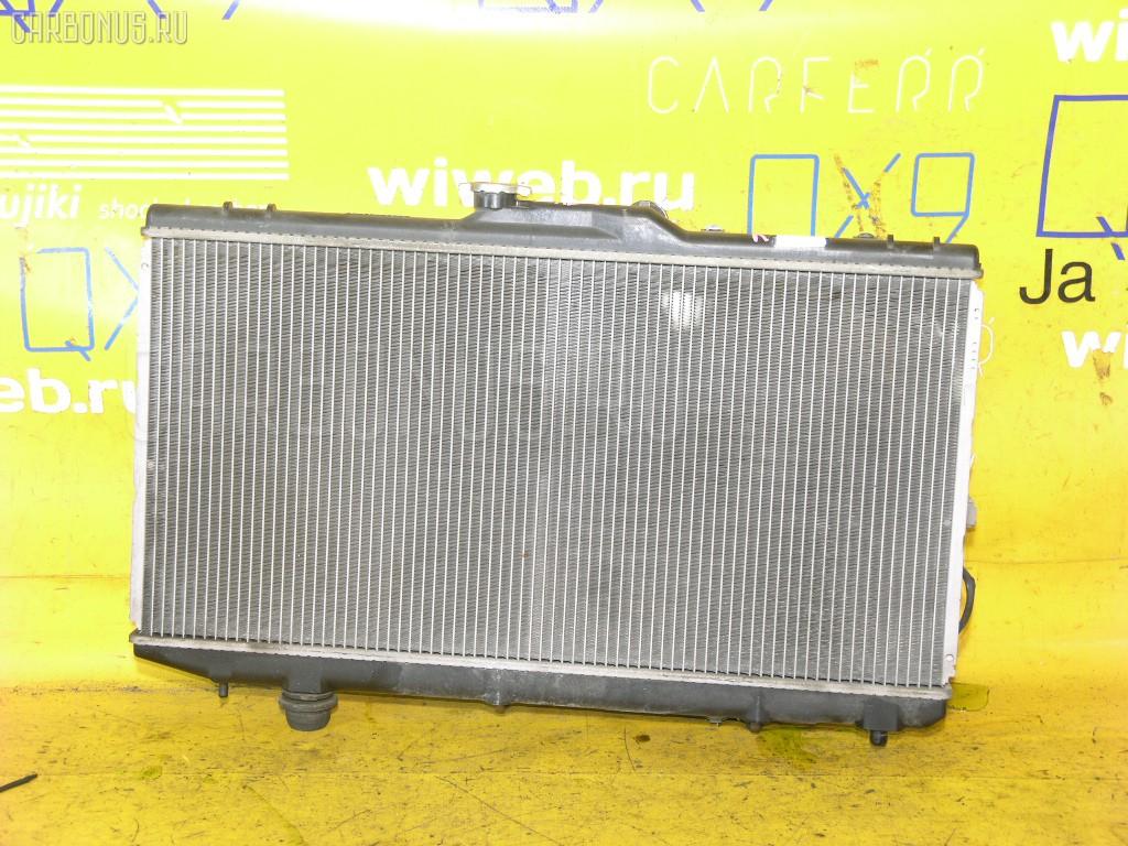 Радиатор ДВС TOYOTA COROLLA LEVIN AE111 4A-FE. Фото 2
