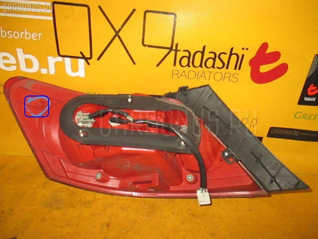 Стоп TOYOTA MARK X GRX120. Фото 10