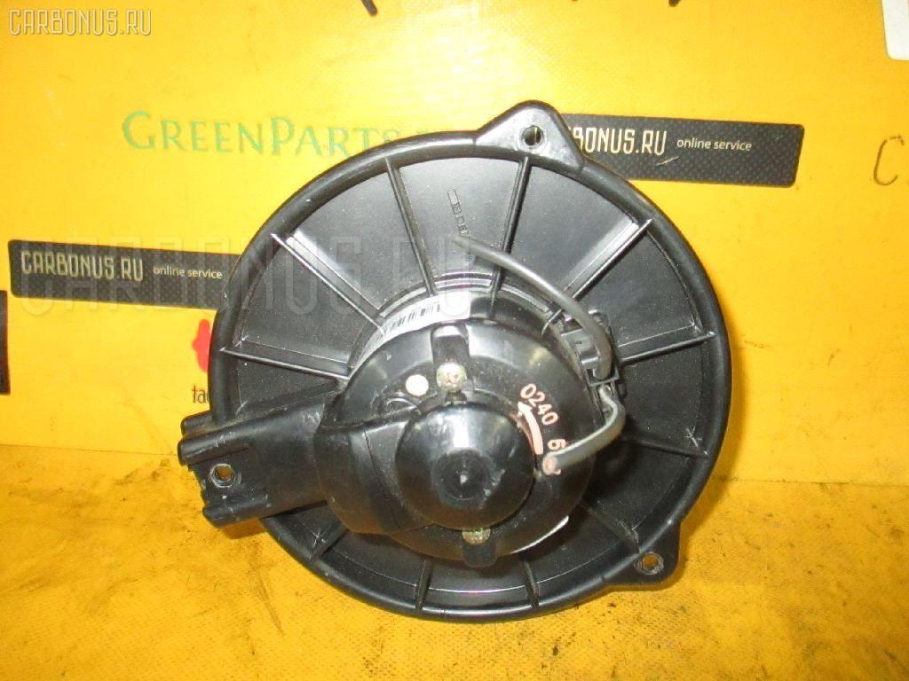 Мотор печки TOYOTA CORONA EXIV ST202. Фото 1