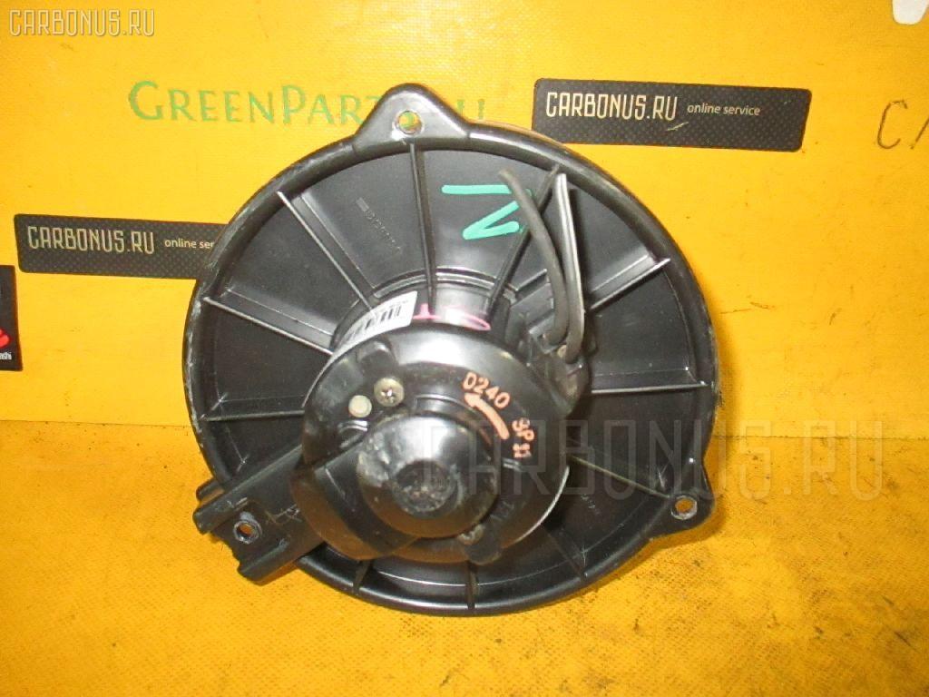 Мотор печки TOYOTA CORONA EXIV ST202. Фото 3