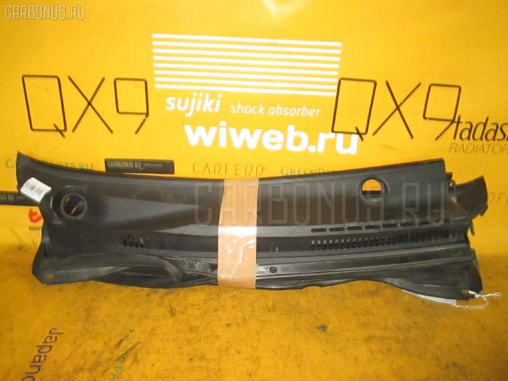 Решетка под лобовое стекло TOYOTA COROLLA NZE121. Фото 3