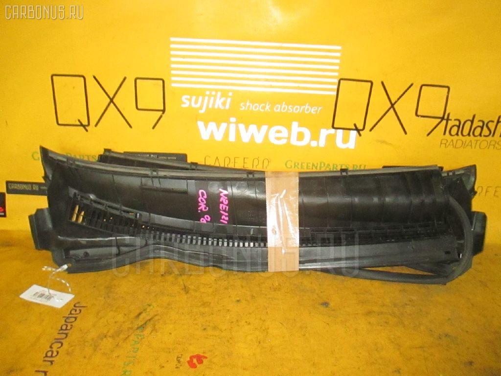 Решетка под лобовое стекло TOYOTA COROLLA NZE121. Фото 4