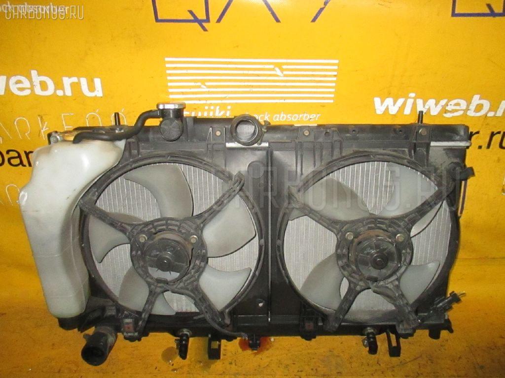 Радиатор ДВС SUBARU LEGACY WAGON BH5 EJ204. Фото 9