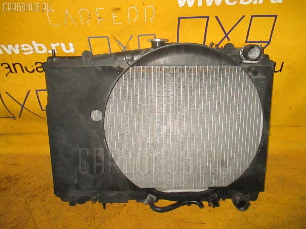 Радиатор ДВС NISSAN LAUREL HC34 RB20DE. Фото 10
