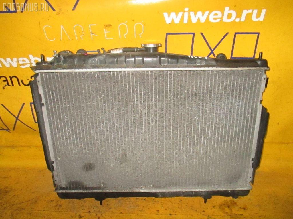 Радиатор ДВС NISSAN LAUREL HC34 RB20DE. Фото 11