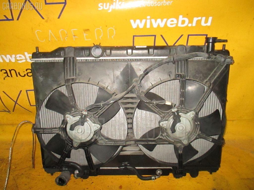 Радиатор ДВС NISSAN PRESAGE TU31 QR25DE. Фото 6