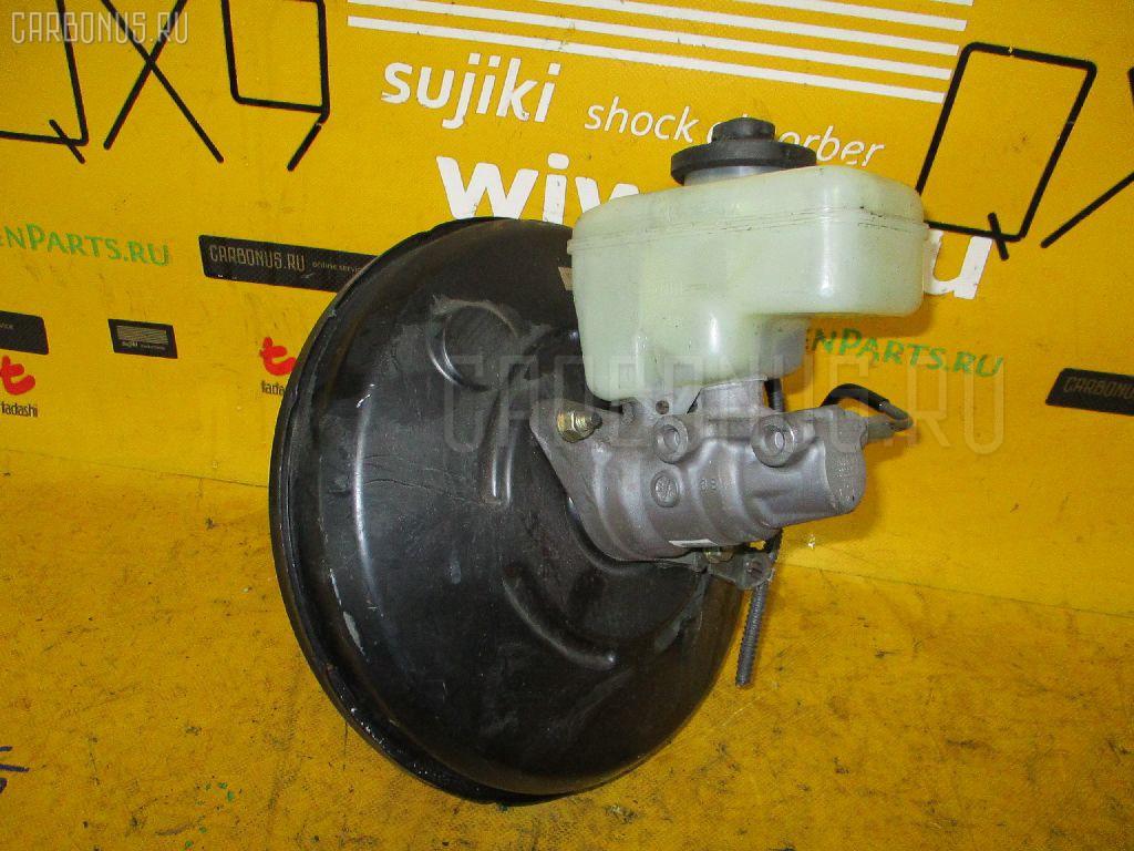 Главный тормозной цилиндр TOYOTA MARK X GRX120. Фото 9