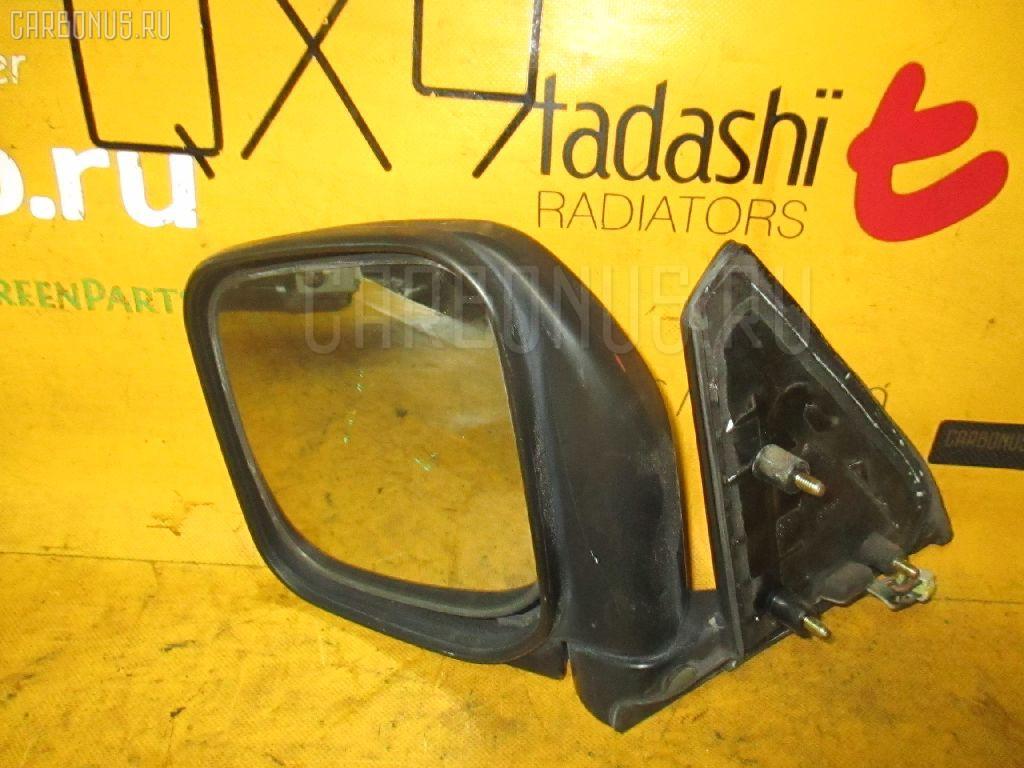 Зеркало двери боковой MITSUBISHI PAJERO V26W. Фото 2