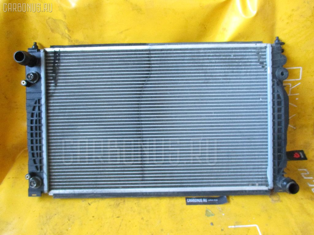 Радиатор ДВС AUDI A4 8DAGA AGA. Фото 5