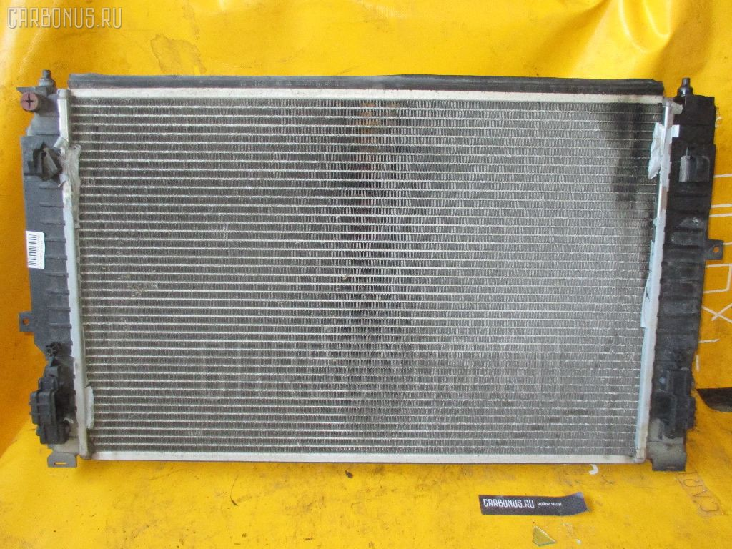 Радиатор ДВС AUDI A4 8DAGA AGA. Фото 6