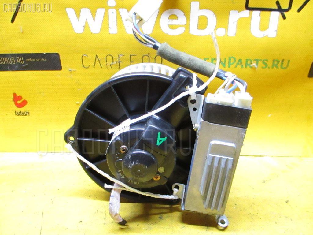 Мотор печки TOYOTA CHASER GX90. Фото 11