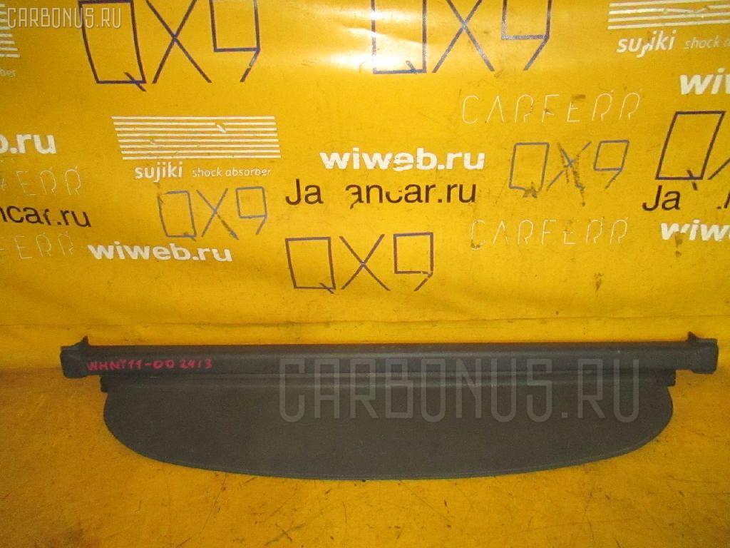 Шторка багажника NISSAN WINGROAD WHNY11. Фото 2