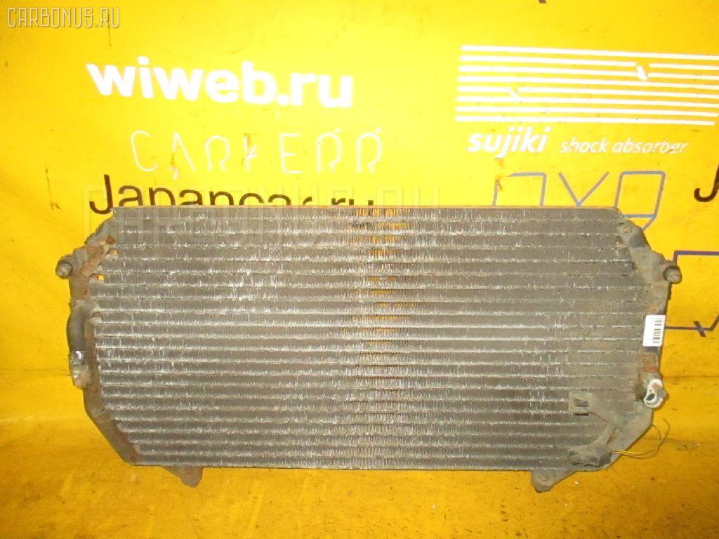 Радиатор кондиционера TOYOTA VISTA SV40 4S-FE. Фото 10