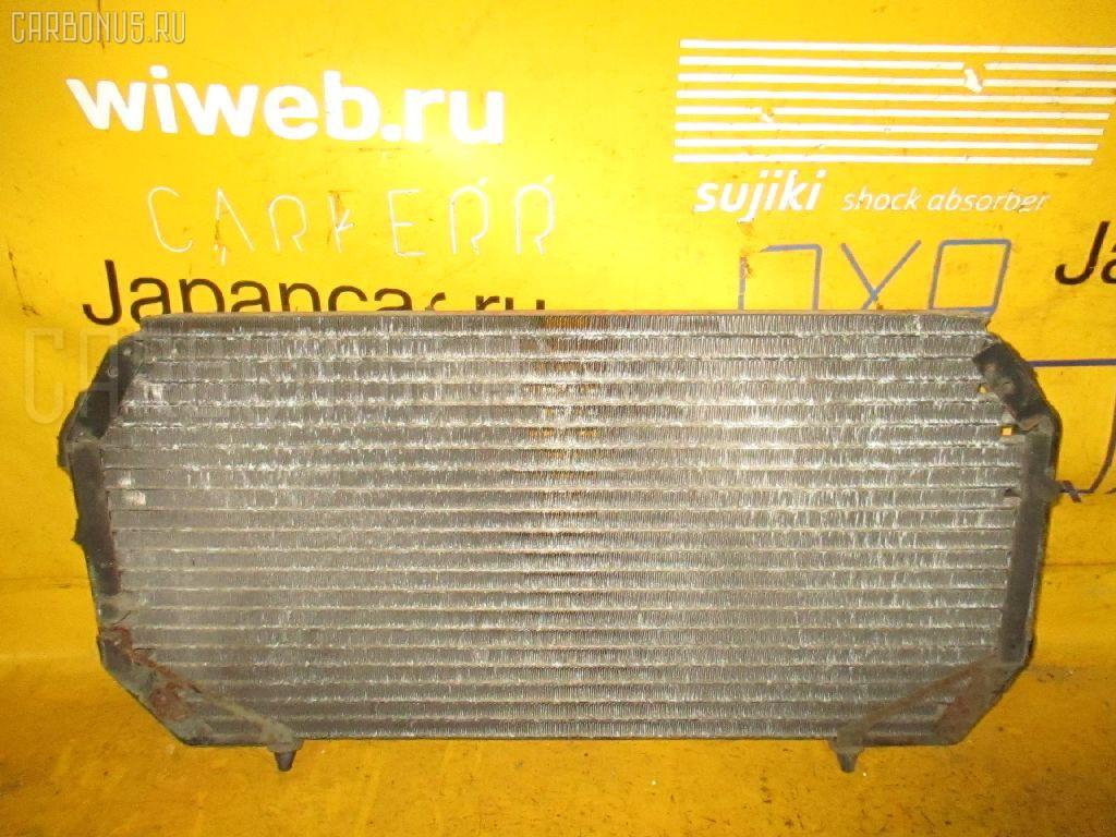 Радиатор кондиционера TOYOTA VISTA SV40 4S-FE. Фото 11