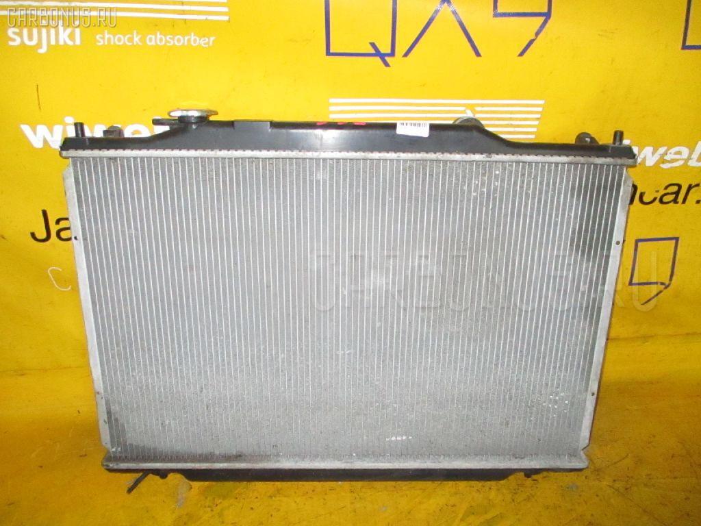 Радиатор ДВС HONDA STEPWGN RF5 K20A. Фото 7