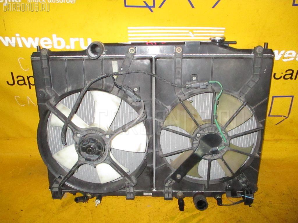 Радиатор ДВС HONDA STEPWGN RF5 K20A. Фото 8