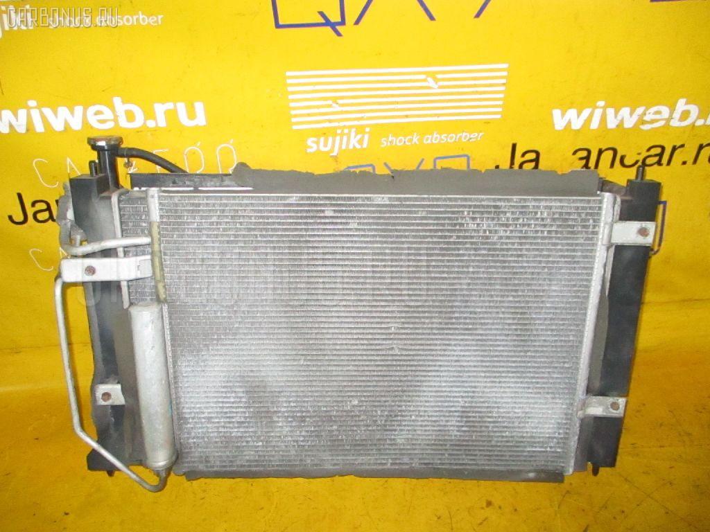 Радиатор ДВС MITSUBISHI COLT Z26A 4G19. Фото 1