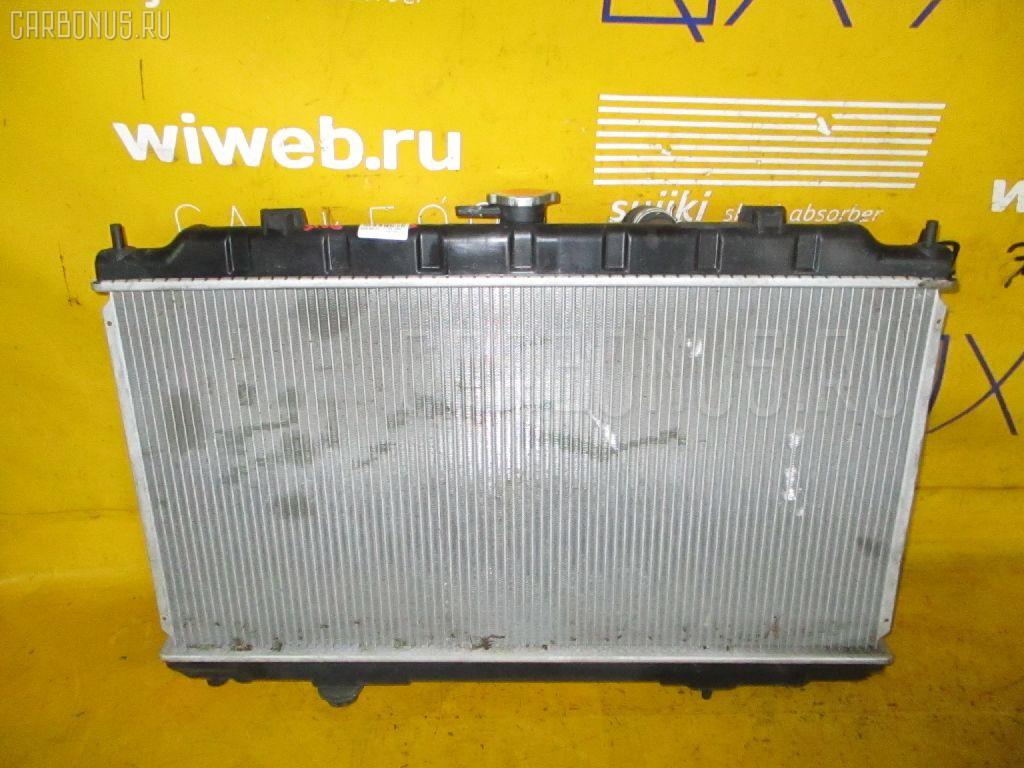 Радиатор ДВС NISSAN SUNNY FNB15 QG15DE. Фото 10