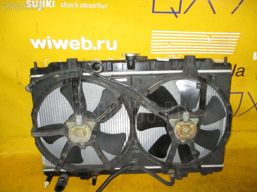 Радиатор ДВС NISSAN SUNNY FNB15 QG15DE. Фото 11