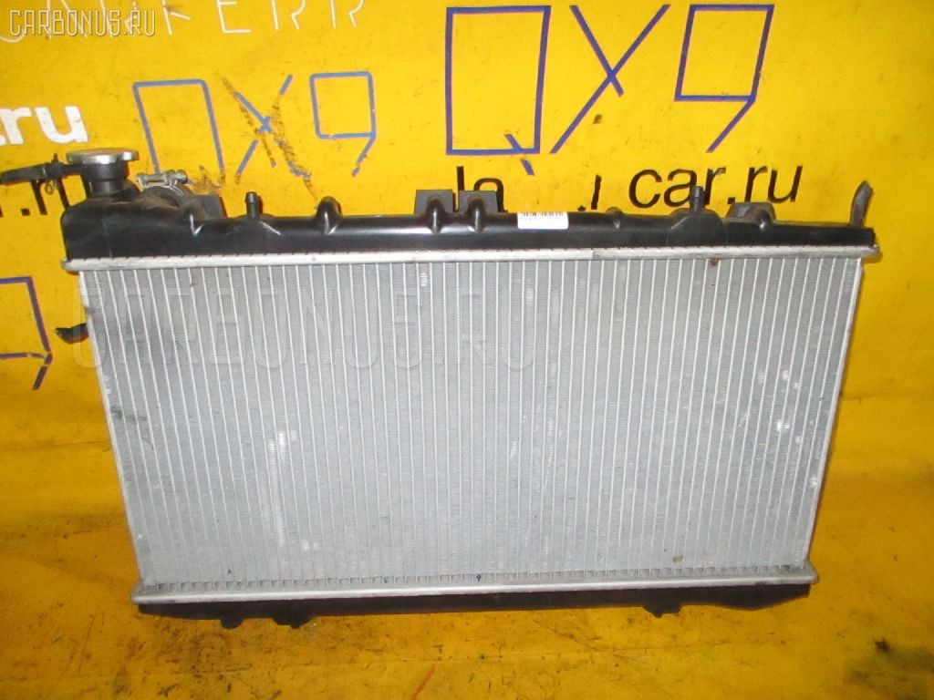 Радиатор ДВС NISSAN AD VAN VFY10 GA15DE. Фото 5