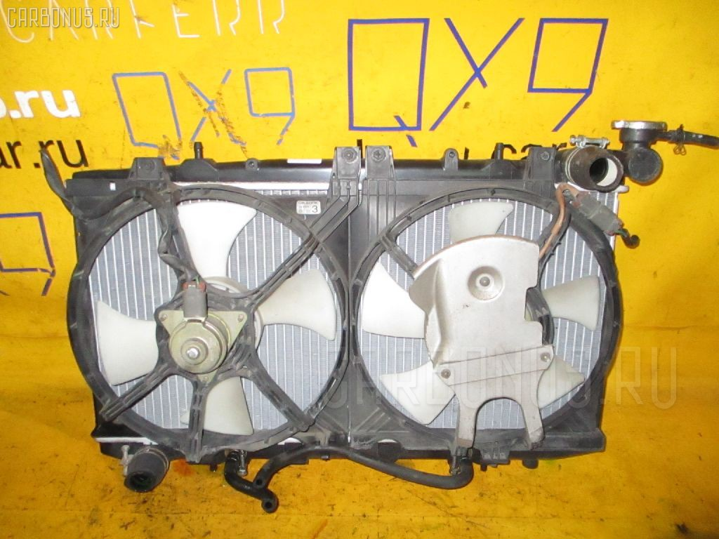 Радиатор ДВС NISSAN AD VAN VFY10 GA15DE. Фото 6