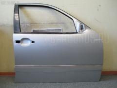 Дверь боковая MERCEDES-BENZ E-CLASS W210.065 WDB2100652A607131 A2107201605 Переднее Правое