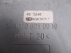 Ресивер на Mercedes-Benz Slk-Class R170.447 111.973 WDB1704472F040653 A1708050019