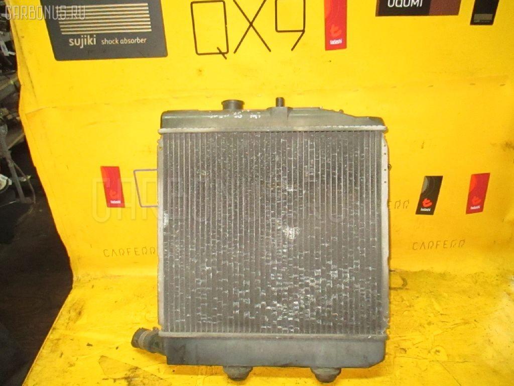 Радиатор ДВС Mazda Demio DW5W B5 Фото 1