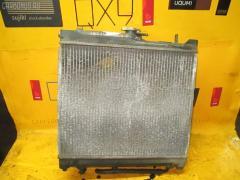 Радиатор ДВС SUZUKI JIMNY JB23W K6A-T