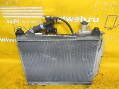 Радиатор ДВС TOYOTA VITZ NCP15 2NZ-FE