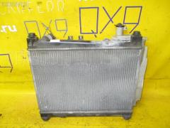 Радиатор ДВС TOYOTA IST NCP61 1NZ-FE