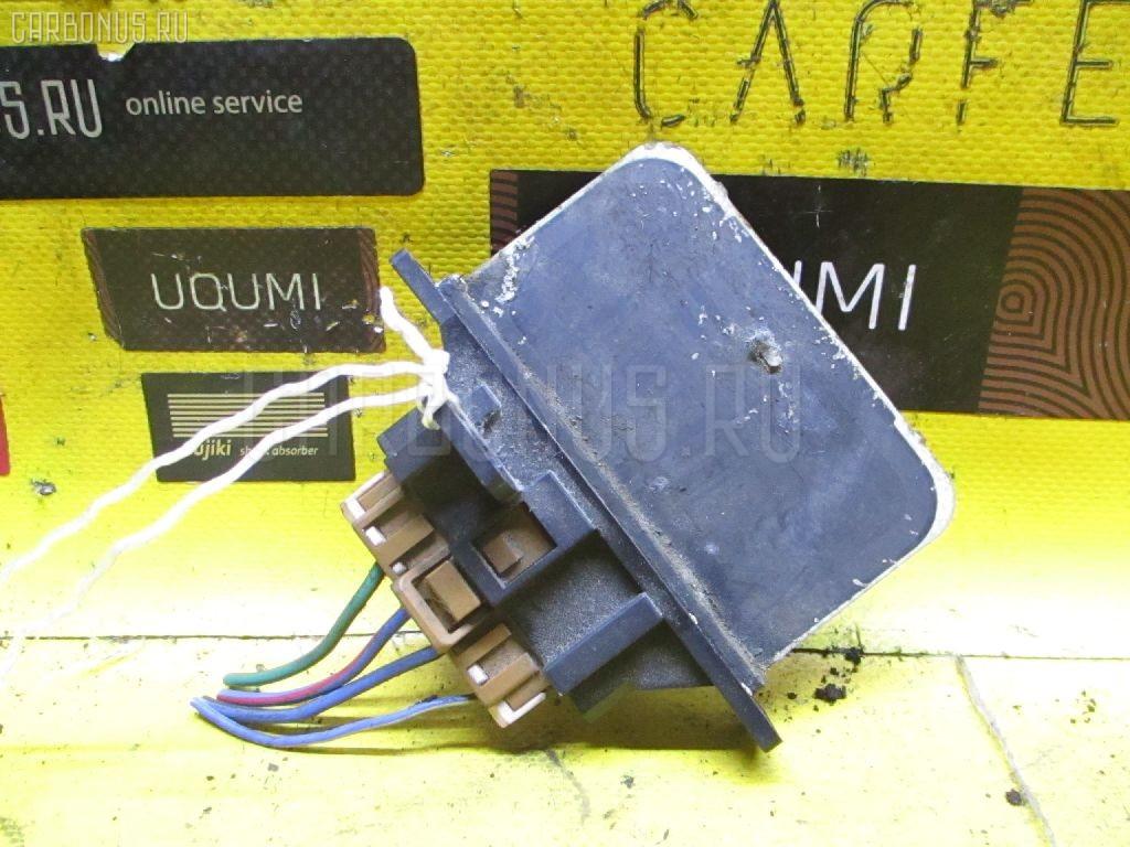 Регулятор скорости мотора отопителя 27150-0W712 на Nissan Terrano TR50 ZD30DDTI Фото 1