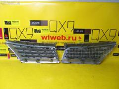 Решетка радиатора NISSAN TIIDA LATIO SC11 62320-ED400