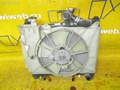 Радиатор ДВС TOYOTA VITZ NCP10 2NZ-FE