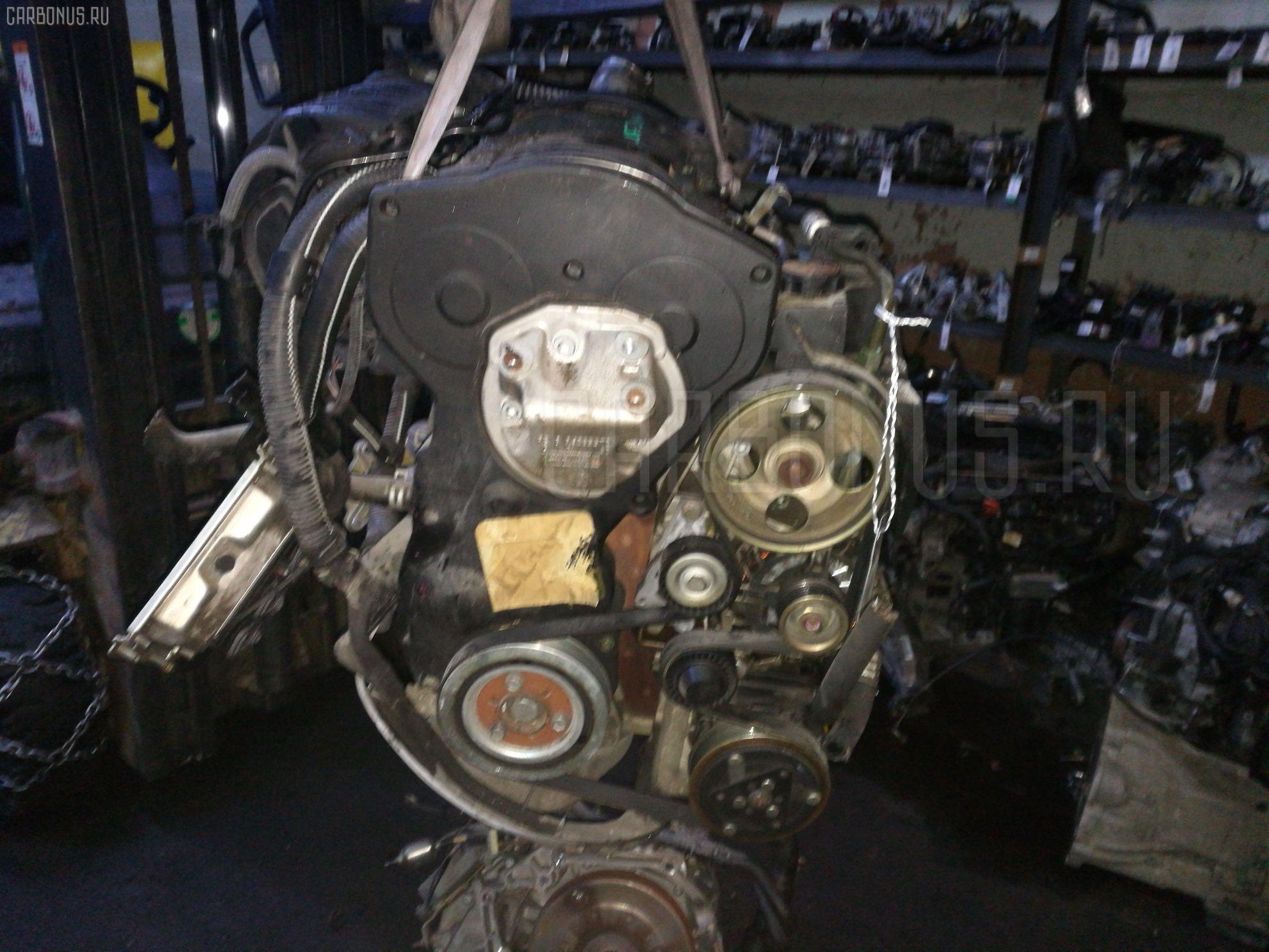 Двигатель Peugeot 206 2HNFU NFU-TU5JP4 Фото 1