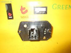 Регулятор скорости мотора отопителя TOYOTA IST NCP60 2NZ-FE