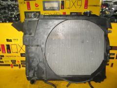 Радиатор ДВС NISSAN ELGRAND APE50 VQ35DE