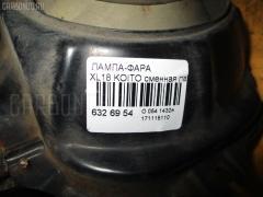Лампа-фара XL18 на Toyota Hilux Surf LN130G Фото 4